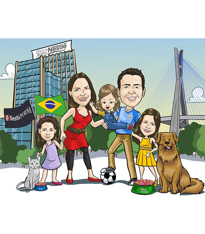 Caricatura-grupo-webcaricaturas-2 Caricatura de Grupo