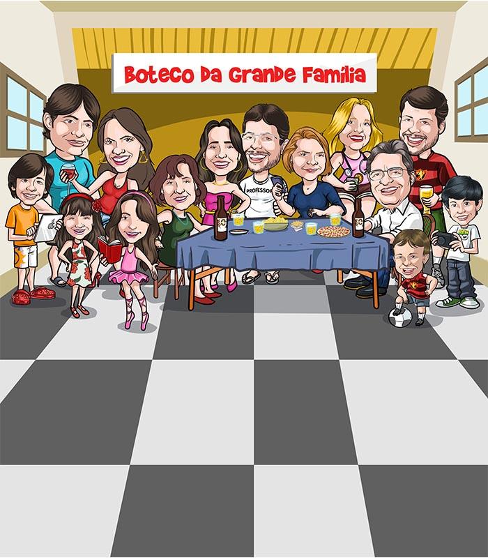 Caricatura-grupo-webcaricaturas-5 Caricatura de Grupo