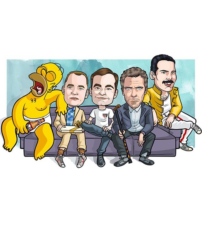Caricatura-grupo-webcaricaturas-6 Caricatura de Grupo