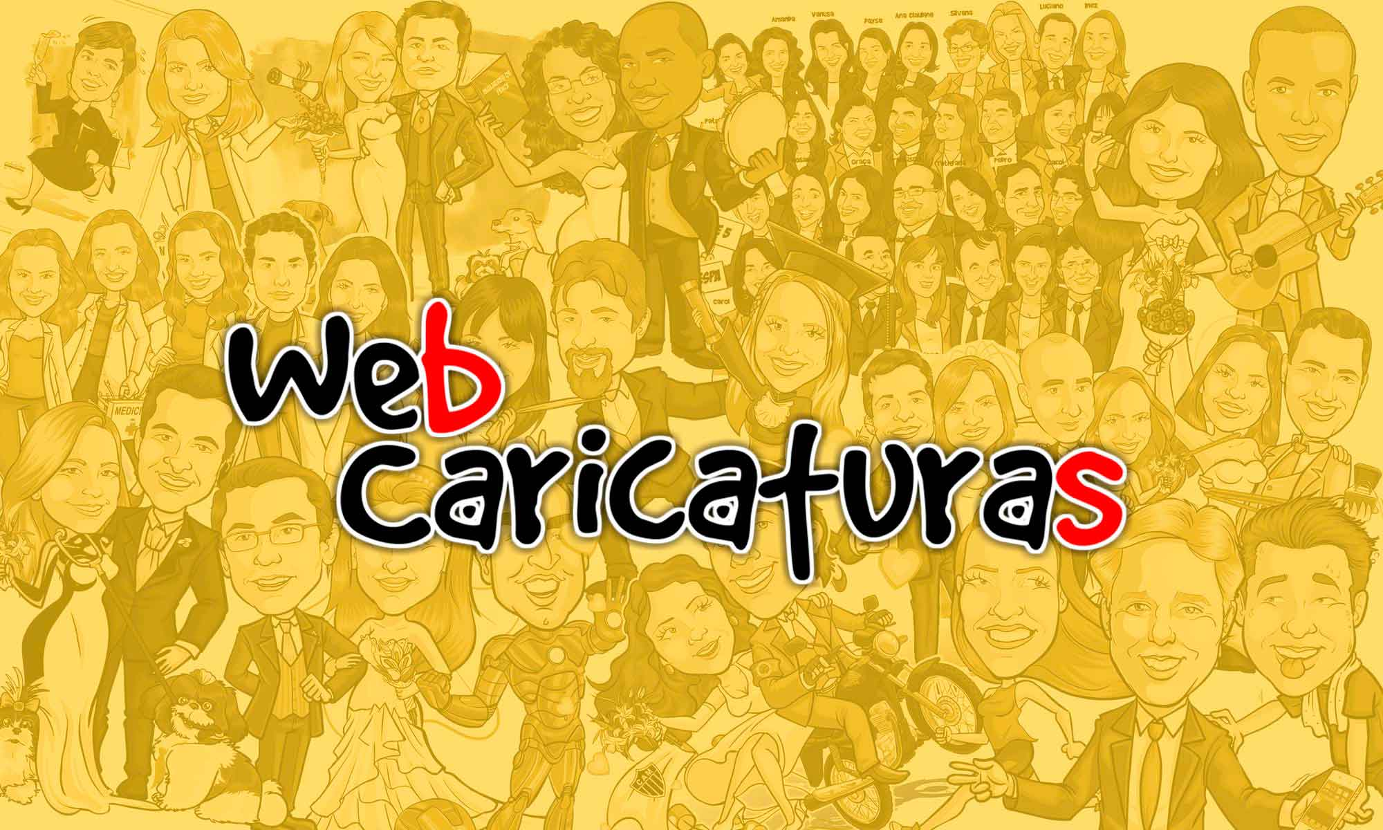web caricaturas
